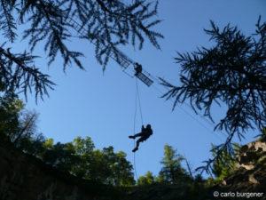 Klettersteig Pendelsitz