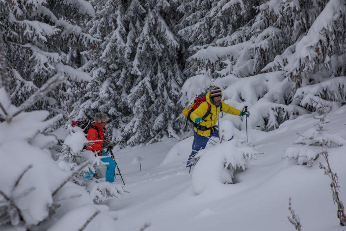 Skitourentage im Berner Oberland