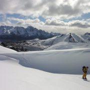 Auf Ski im Reich des Nordlichts